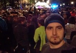 Starterfeld Vienna Night Run
