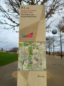 Quenn Elizabeth Olympic Park