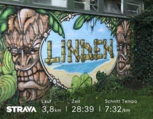 Laufen auf der Fibloko 2017