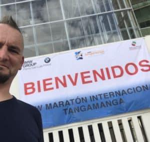 Bienvenidos Maraton Tangamanga