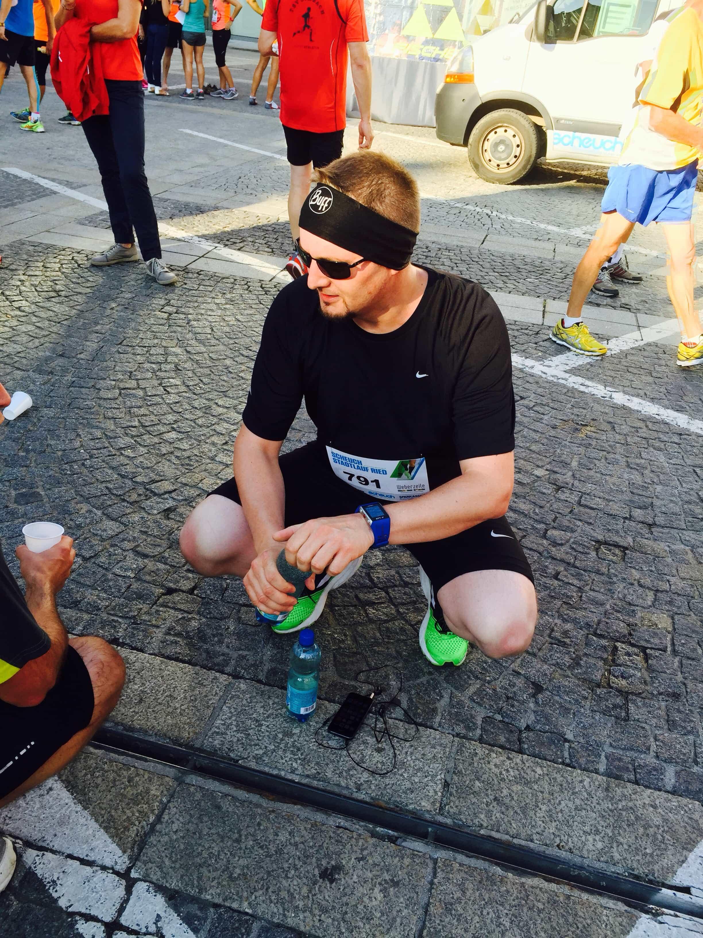 Rieder Stadtlauf am 22.08.2015
