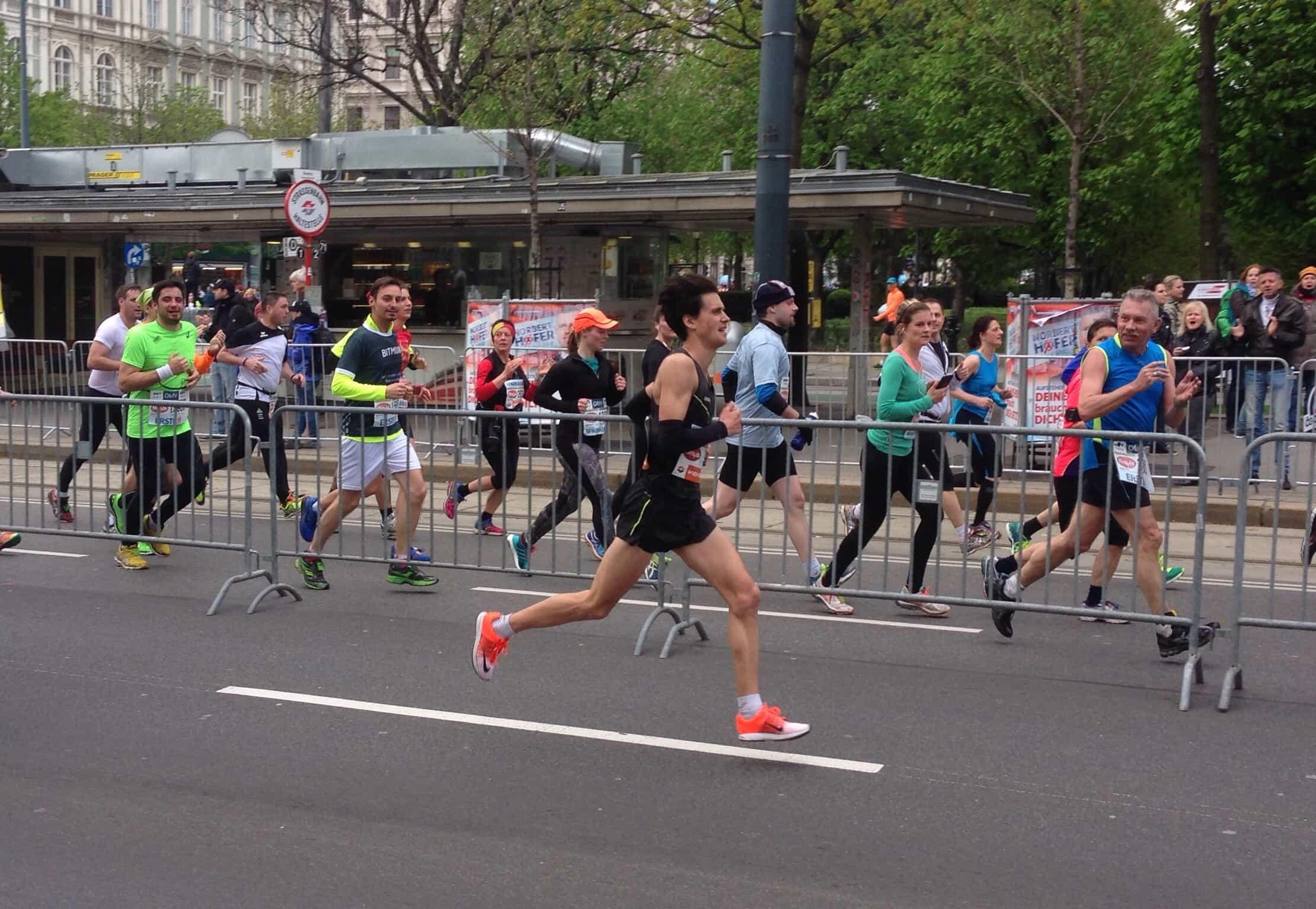 Wien Marathon 2016