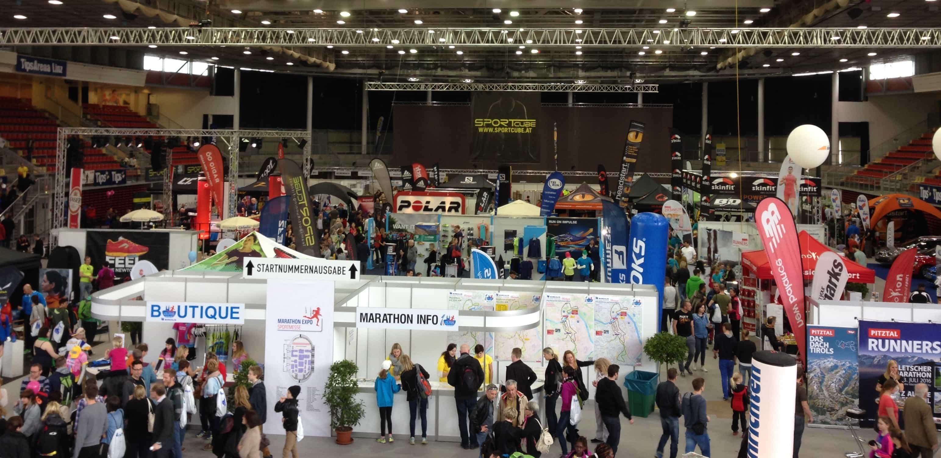 Linz Marathon 2016 – Der Heimvorteil
