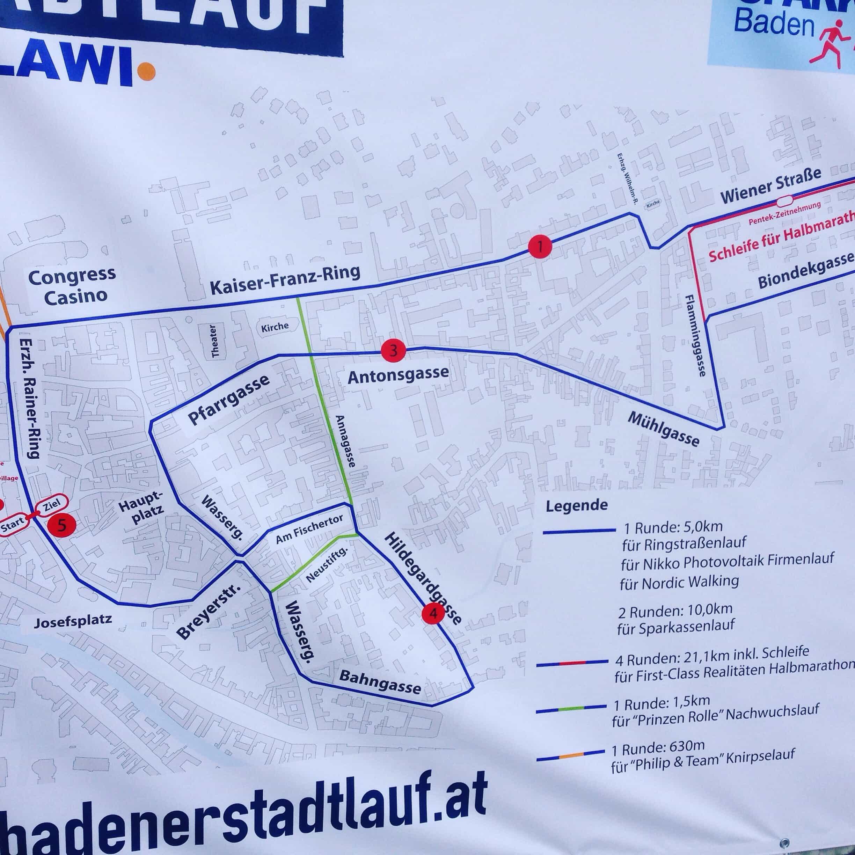 Badener Stadtlauf