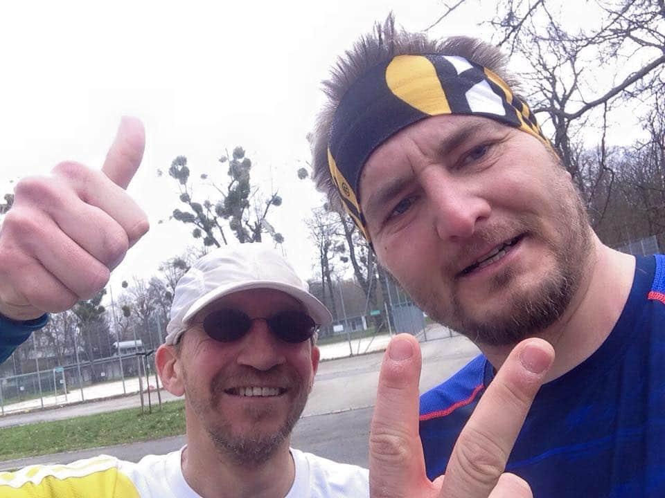 Vienna City Marathon Winterlaufserie