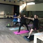 Yoga mit Din