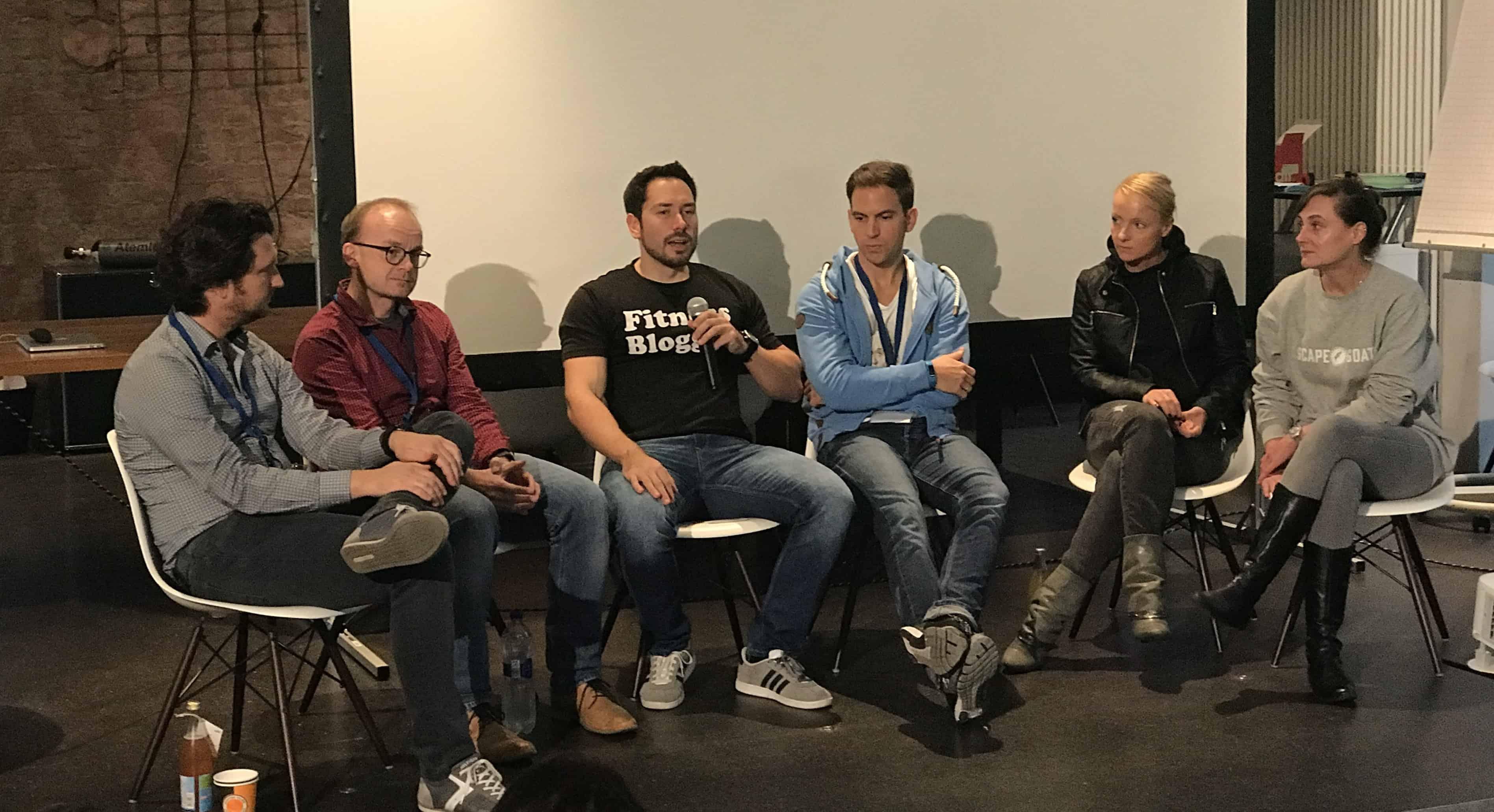 Die 2. Fibloko – Networking unter Fitnessbloggern