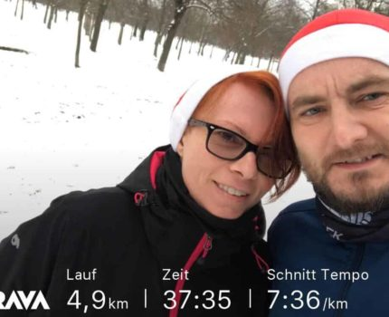 Vienna Christmas Run 2018 – Team Christkind