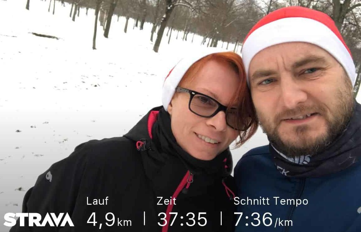 Vienna Christmas Run 2018 – Team Christkind