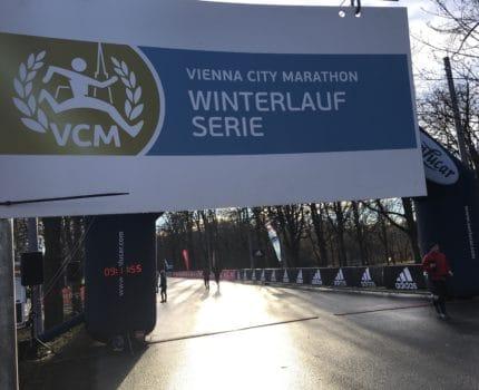 VCM Winterlaufserie 2019