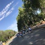 Zielgerade des Maraton Internacional Tangamanga