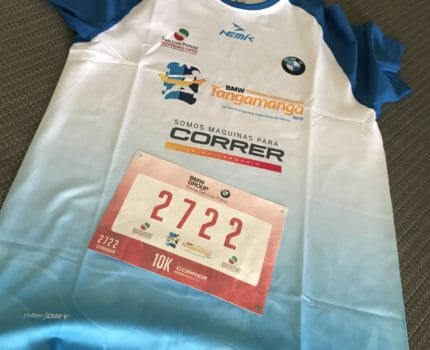 Meine 10k beim BMW Maraton Internacional Tangamanga