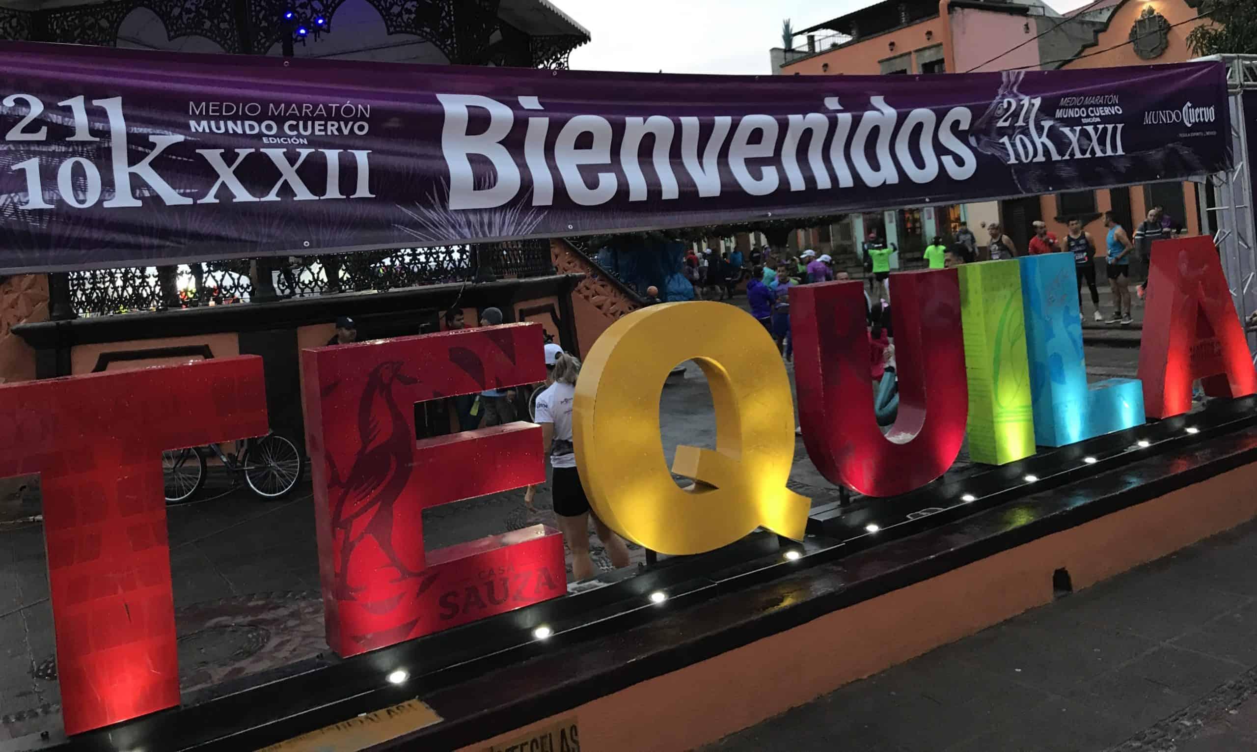 Tequila Medio Maratón Mundo Cuervo 2019
