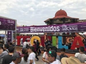 Bienvenudos Tequila Medio Maratón
