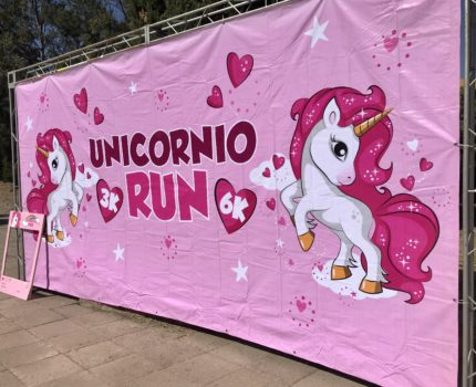 Unicorn Run im Parque Tangamanga – Unicornio Run