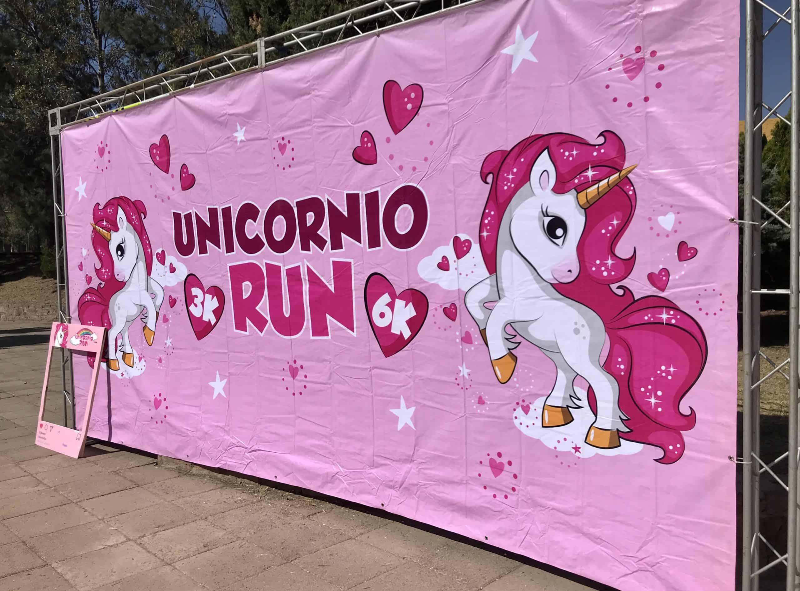 Unicorn Run im Parque Tangamanga – Unicornio Run